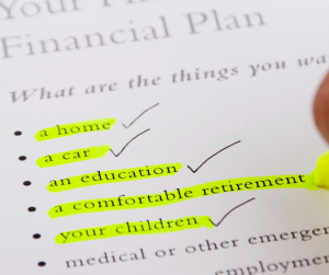 whole family financial planning
